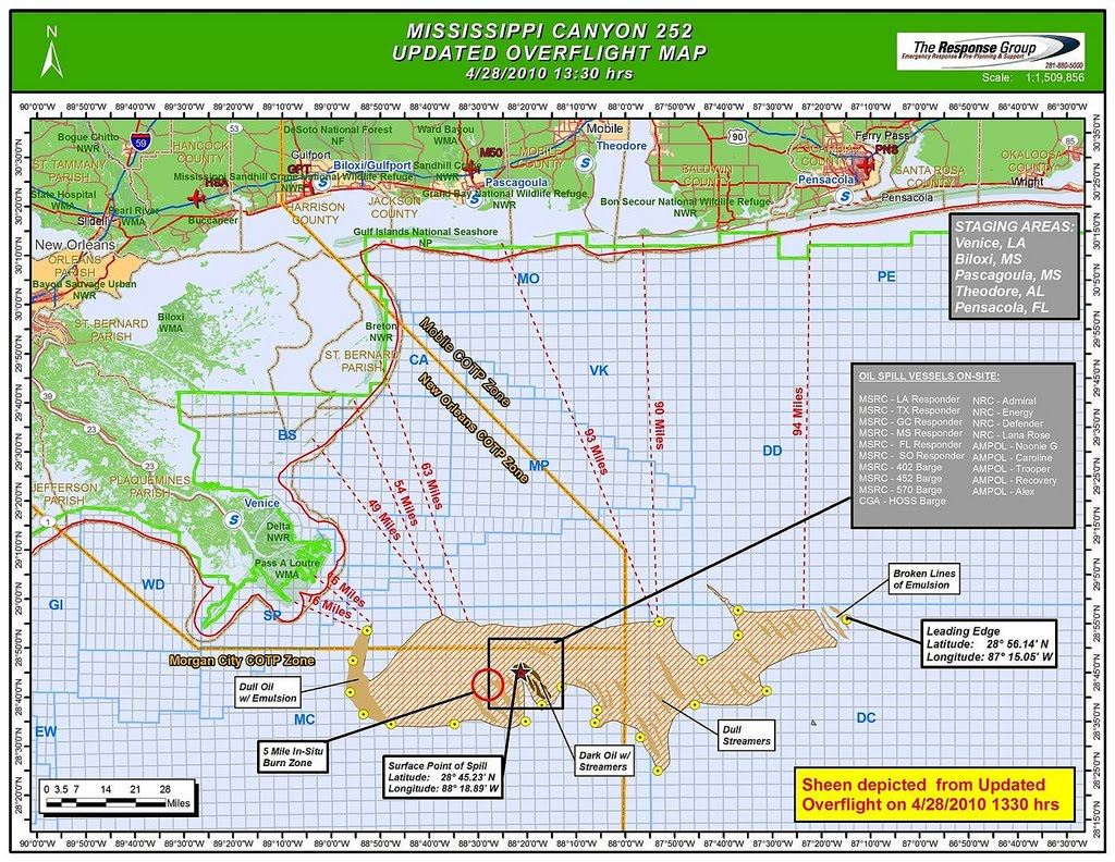 Gulf Oil Spill – New Spill Calculation – Exxon Valdez ...