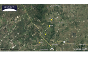 Index Map of Harvey Impoundments